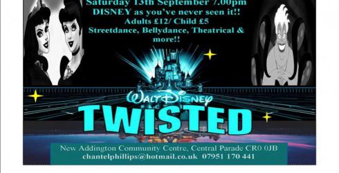 Disney Twisted