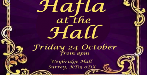 Hafla at the Hall