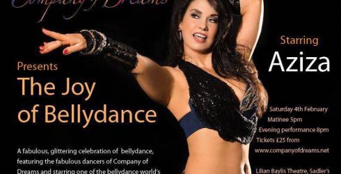 The Joy of Bellydance