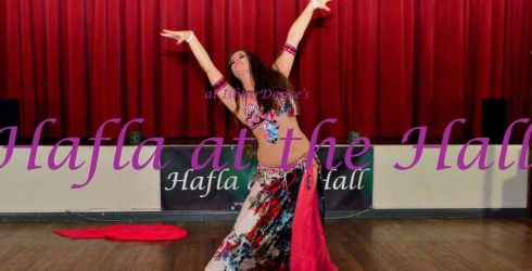 Hafla at the Hall – charity special
