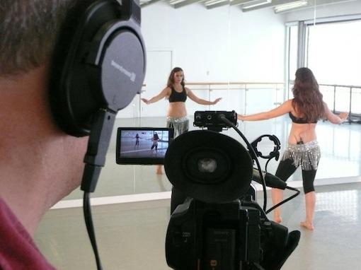 dvd shoot